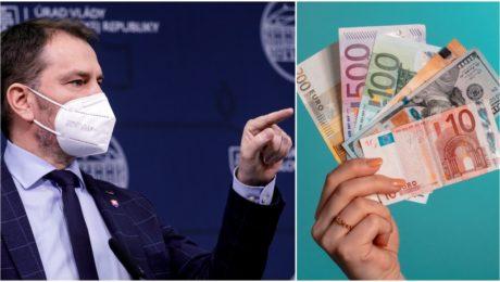 Matovič peniaze