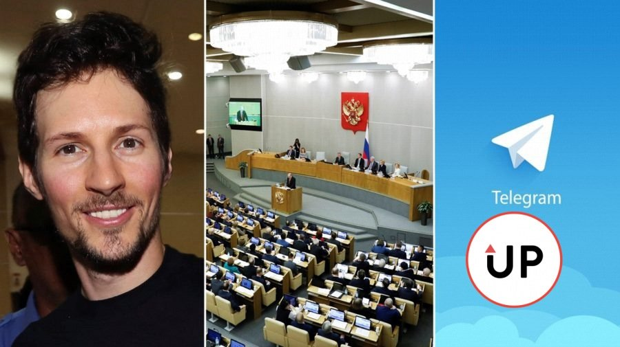 Pavel Durov Telegram