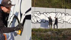 mural žilina