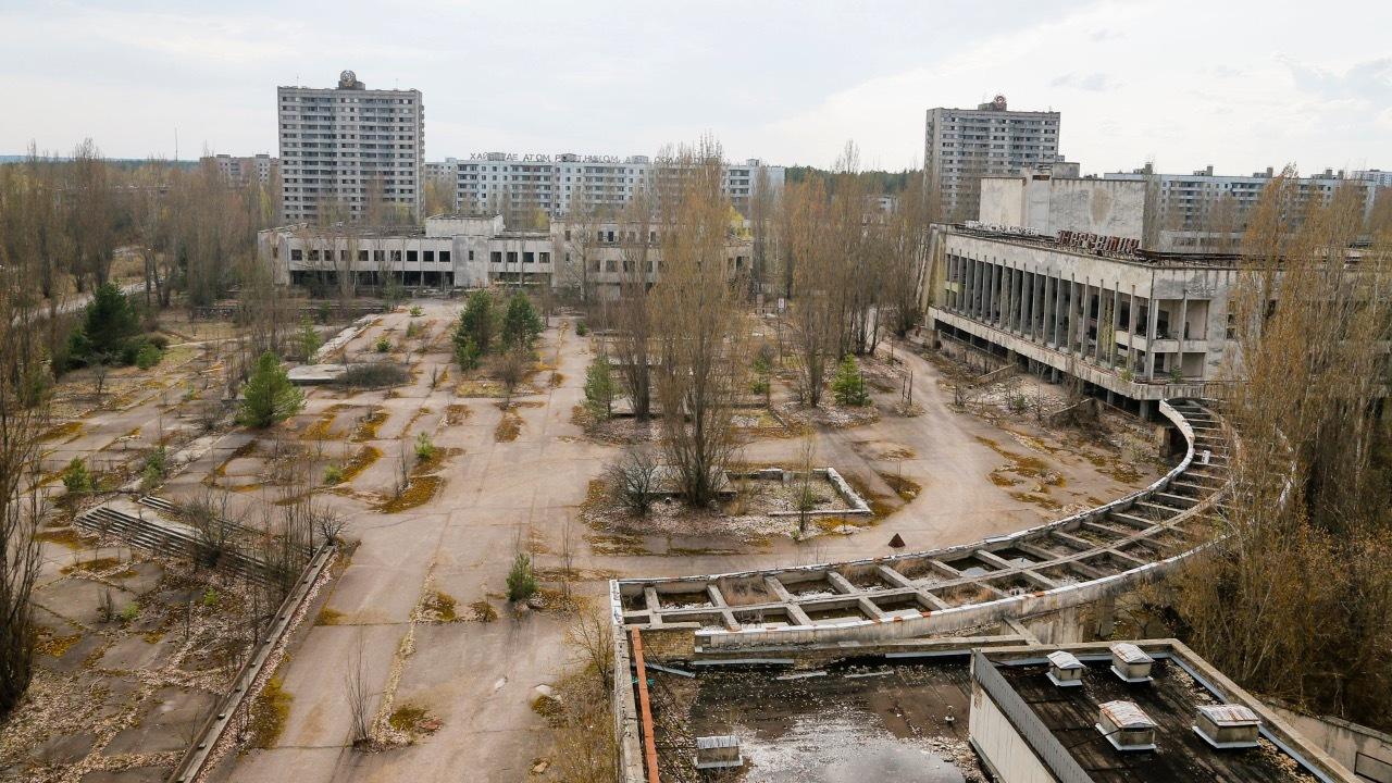Černobyľ, Ukrajina, alkohol