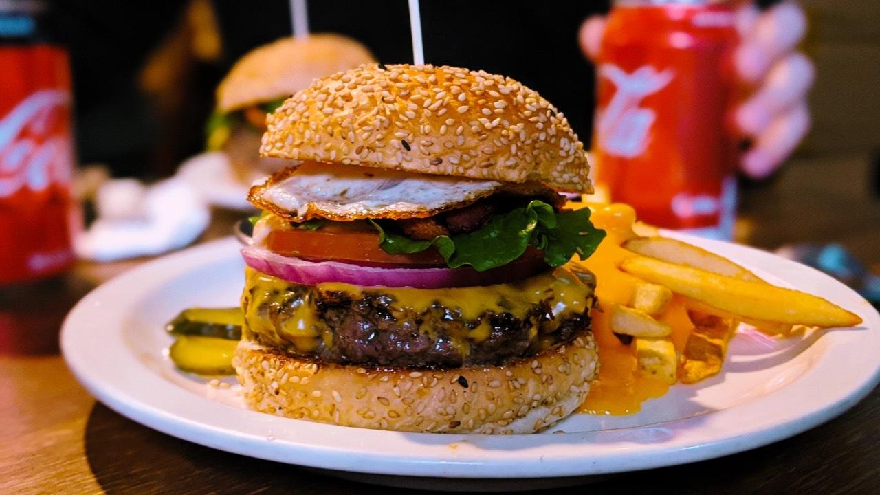 hamburger hranolčeky pôvod história Amerika Európa