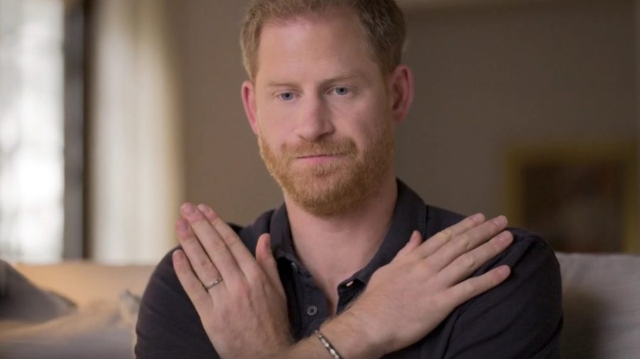princ Harry terapia EMDR