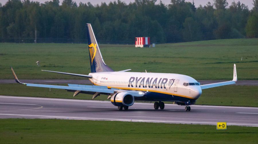 Minsk Bielorusko Ryanair