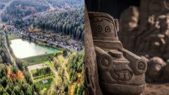 Hrabovo Liptov Slovensko príroda