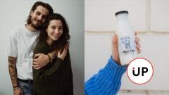 Plant Cow mlieko vegánstvo rastlinné mlieka slovensko príbeh značky
