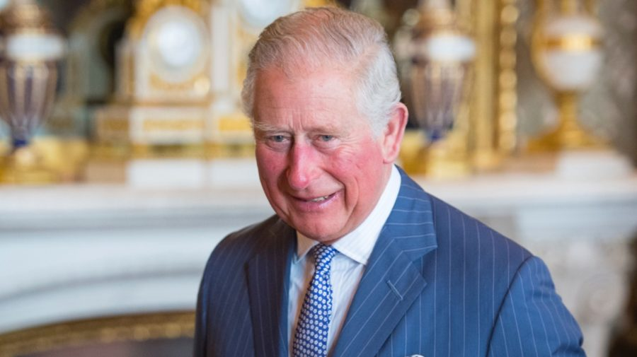 joga koronavírus princ Charles