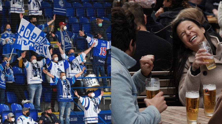 štadión, pivo