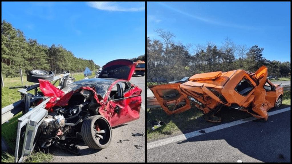 Tesla nehoda Slovensko