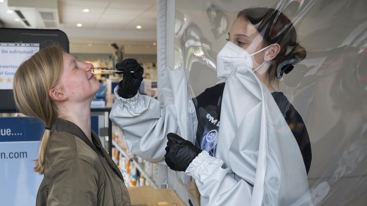 testovanie koronavírus