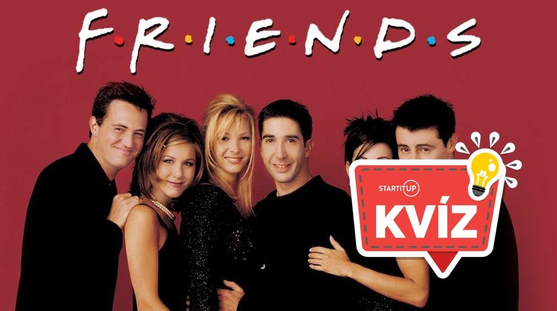 priatelia, seriál, friends