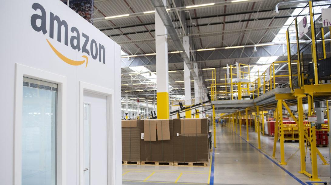 Amazon sklady