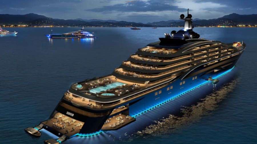 jachta somnio
