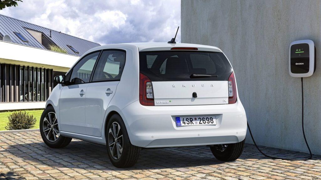 Škoda Citigo-e iV