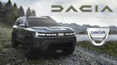 Dacia nové logo