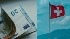 švajčiarsko, peniaze