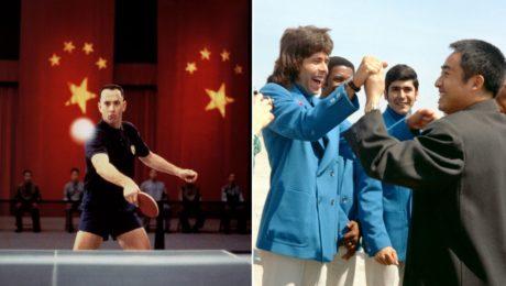 Forrest Gump. Glen Coven a Zhuang Zedong