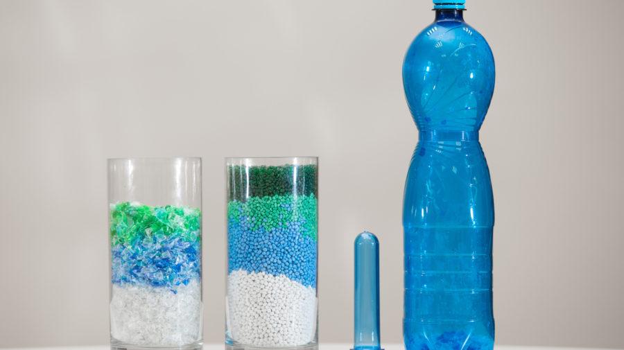 General Plastic_životný cyklus PET fľaše