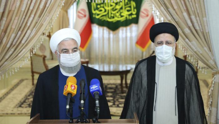 irán prezident
