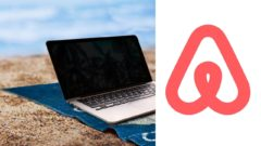 pláž airbnb