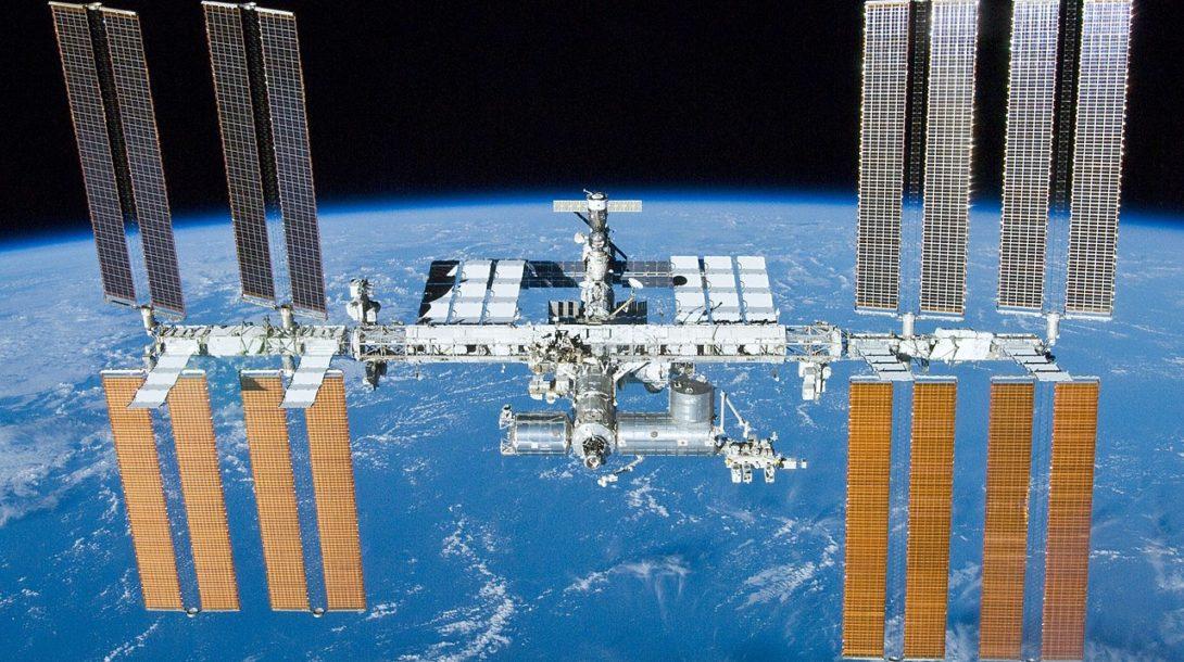 Medinárodná vesmírna stanica ISS