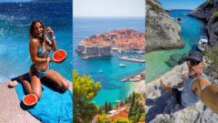 chorvatsko, dovolenka