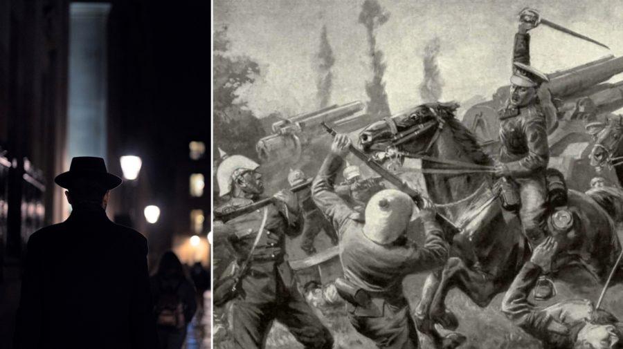pión prvá svetová vojna Miklós Soltész