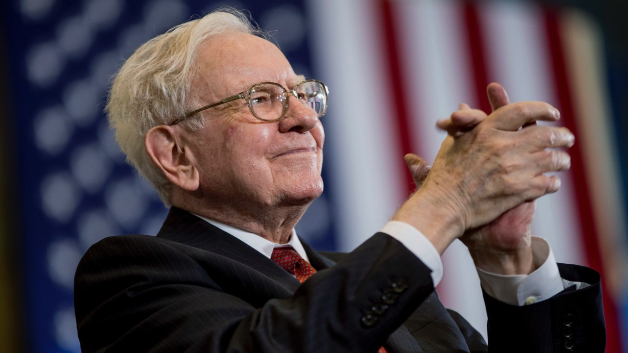 Warren Buffett USA bohatstvo