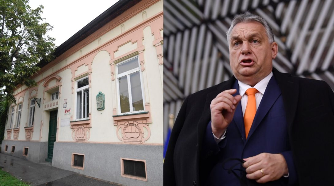Košice Slovensko Viktor Orbán