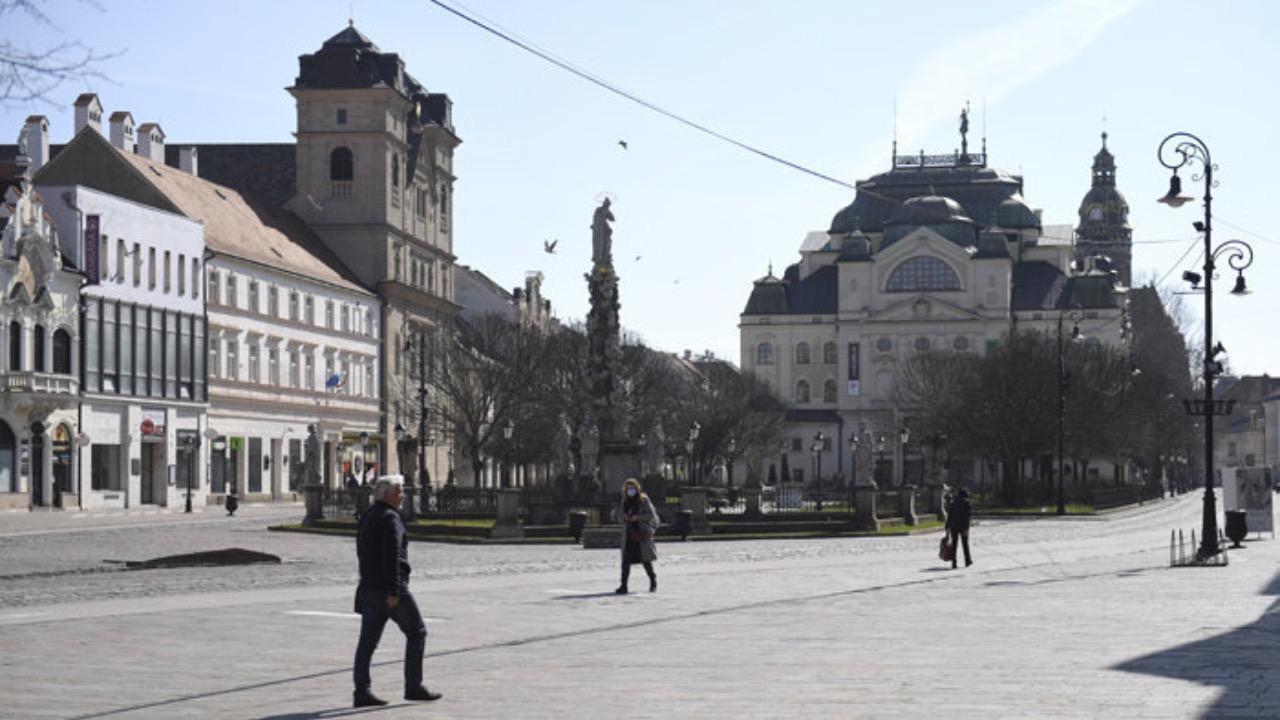 Košice Slovensko centrum