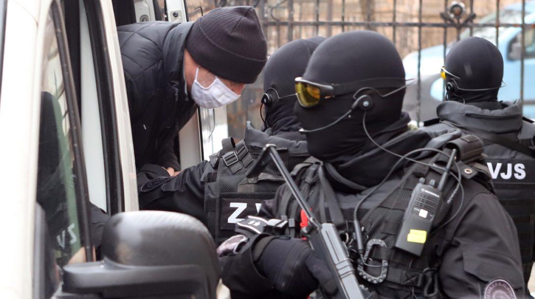 NAKA Slovensko polícia