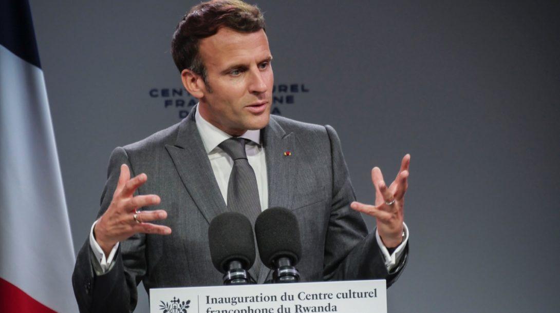 Emmanuel Macron Francúzsko svet
