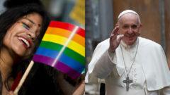 Pápež František, LGBTQ