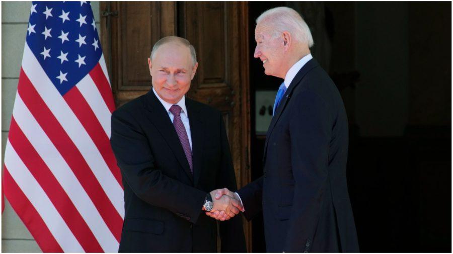 Putin Biden summit