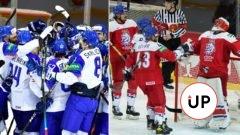 Slovensko Česko hokej