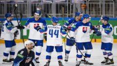 Slovensko Slováci hokej