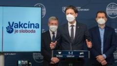 pandemia, koronavírus, matovic, heger