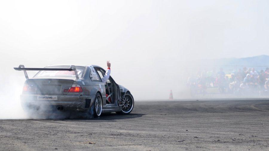 drift auto preteky