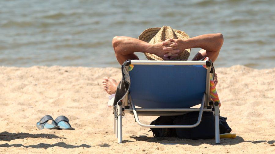 slnko pláž slnečno