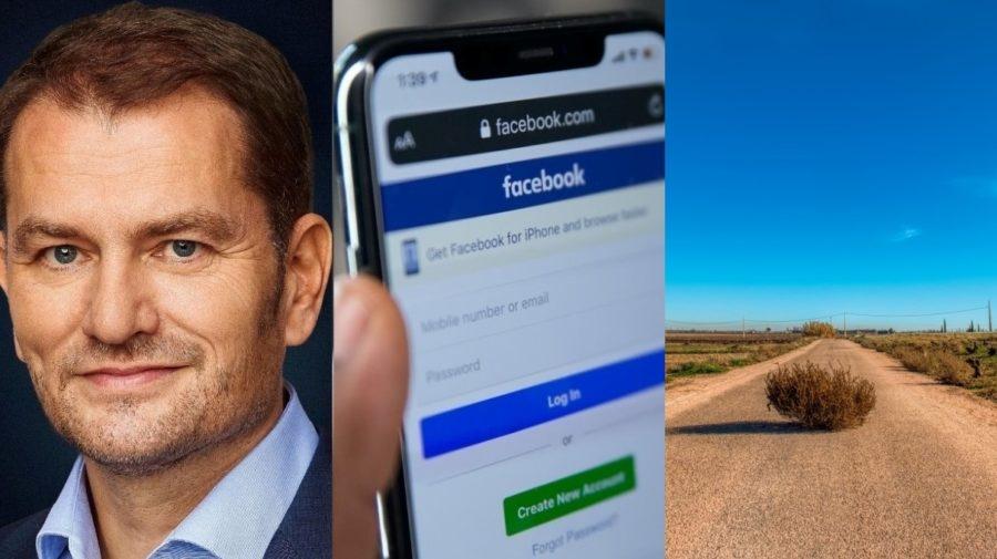 Čisla na Matovičovom FB prudko klesajú