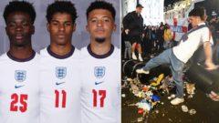 Angličania rasizmus futbal