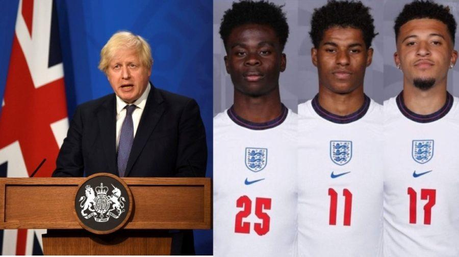 Boris Johnson rasizmus