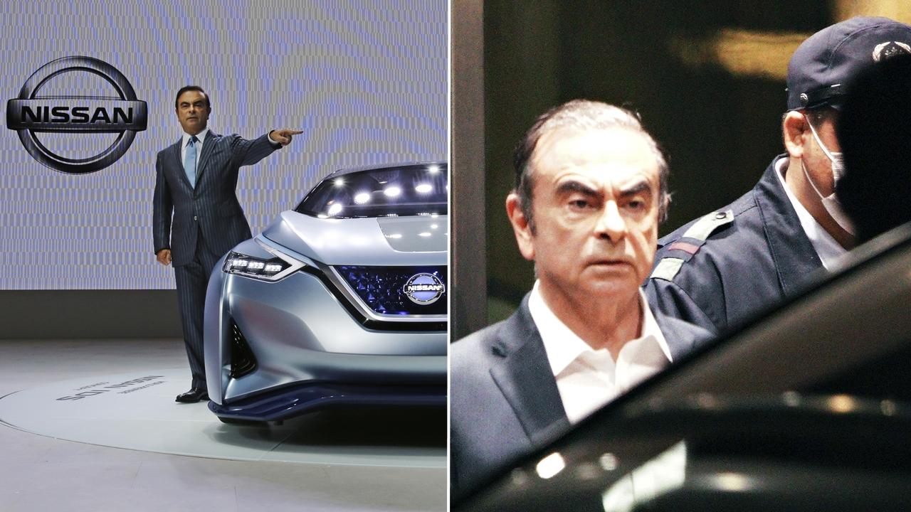 Carlos Ghosn Nissan