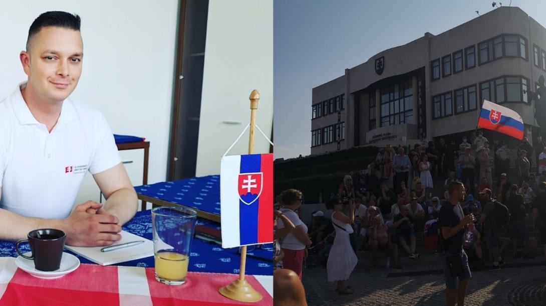 Štefan Polačik - podpredseda SHO