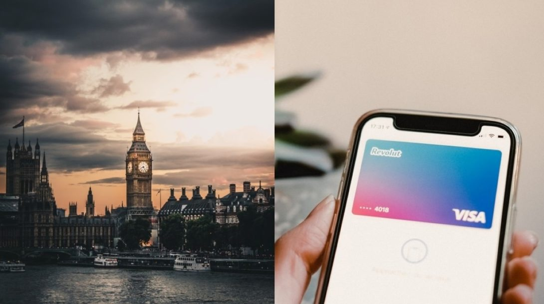 Londýn, Revolut