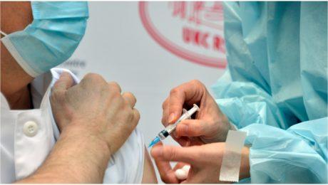 očkovanie zdravotníci