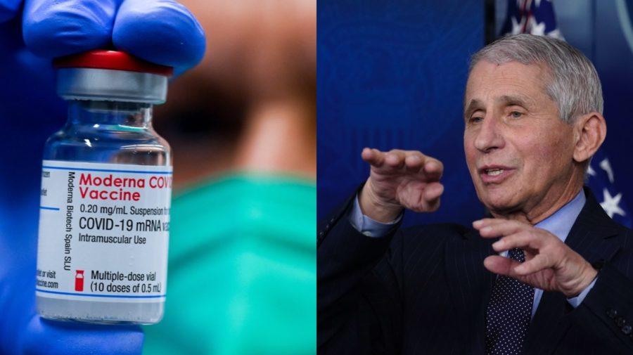 Fauci očkovanie COVID-19 koronavírus