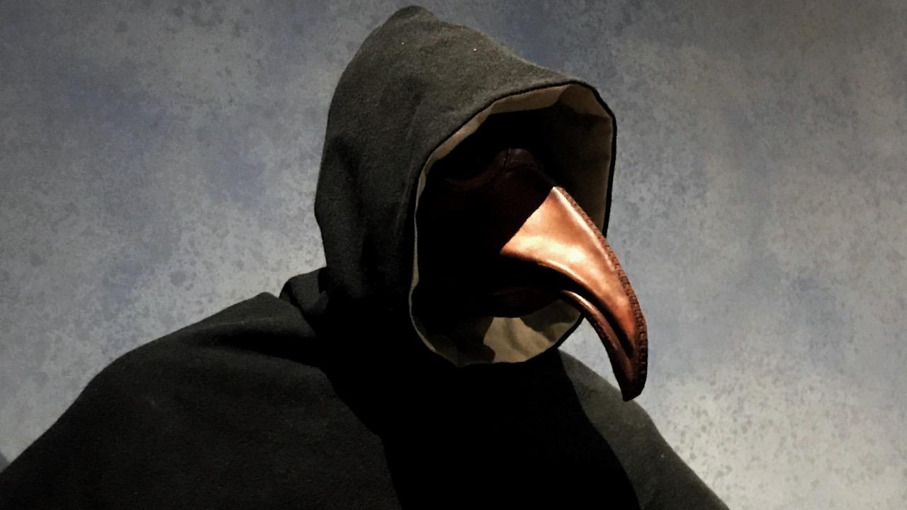 mor maska Colorado Amerika