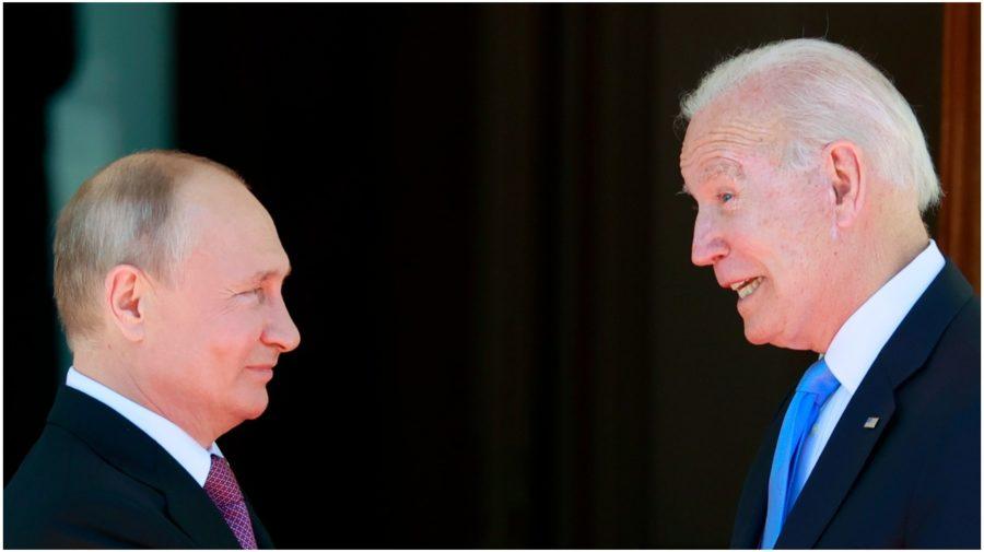 Putin Biden samit