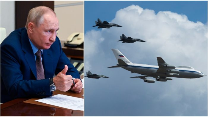 Putin Doomsday