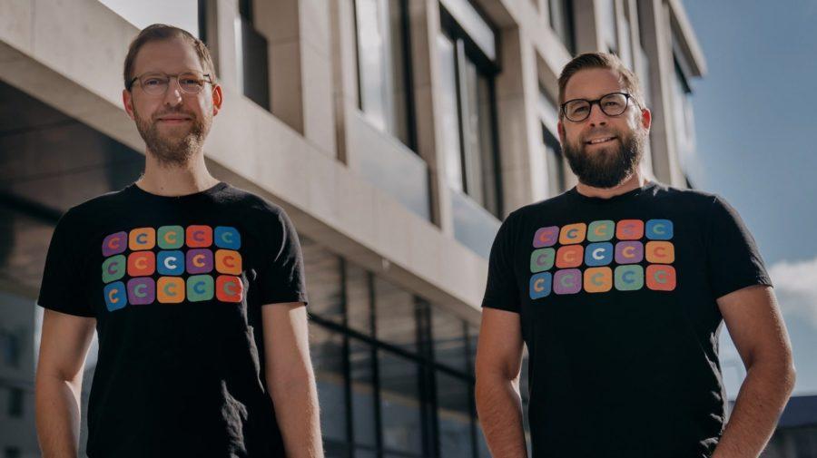 Zakladatelia CloudTalk Martin Malych a Viktor Vanek